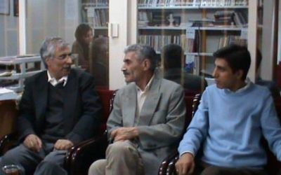 مصاحبه با احمد شاه فرزان
